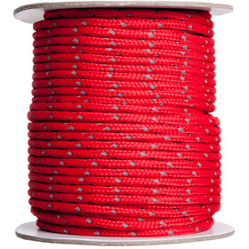 Relags Seil 3mm, reflective red